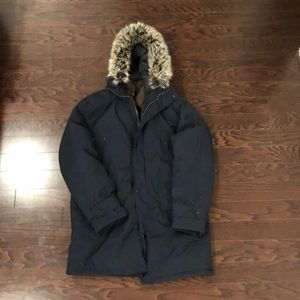 Michael Korea's Winter Jacket